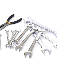 STANLEY Tool Set Double Open Wrench 11 Pieces LT-019-23