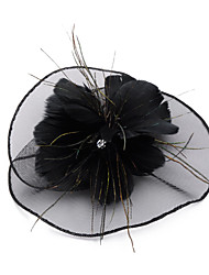 The New Style Feather Hat