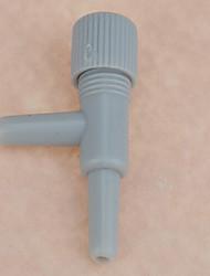Aquarium Pinces à tuyauxComprend Interrupteur(s) Contrôle manuel de la température Ajustable D'air Sans Bruit Non toxique & Sans Goût