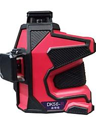 Deke® 3d 635nm инфракрасный лазерный лазерный нивелир