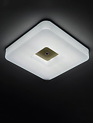 Flush Mount   Modern/Contemporary  Feature for LED PVC Living Room Bedroom Dining Room Kitchen Study Room/Office
