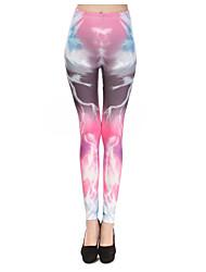 Women's Yoga Pants  Aurora Printed Leggings