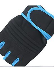 Sports Gloves Exercise Gloves Pro Boxing Gloves for Boxing Muay Thai Fitness Fingerless GlovesKeep Warm Breathable Anti-skidding