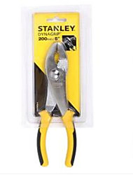 STANLEY DYNAGRIP Carp Pliers 8 Forging Of Whole High Carbon Steel