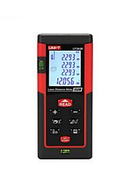 Unidade ut393b handheld digital 150m medidor de distância de laser 635nm (baterias aaa 1.5v)