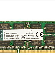 Kingston RAM 8GB 1600MHz DDR3 Notebook / memoria del computer portatile
