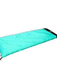 Saco de dormir Retangular Solteiro (L150 cm x C200 cm) 15 Algodão T/C 185X75 Campismo Á Prova de Humidade Mantenha Quente 自由之舟骆驼