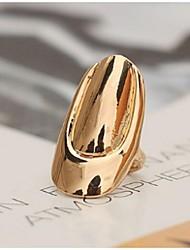 Ring euramerican Art und Weise Zinklegierungsschmucksachen für Hochzeitsfest spezielle Gelegenheit 1pc