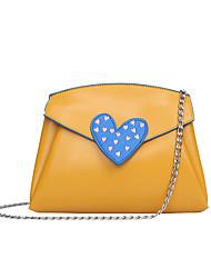 Одна плечевая цепь сумочка