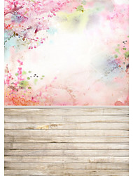 5*7ft Big Photography Background Backdrop Classic Fashion Wood Wooden Floor for Studio Professional Photographer