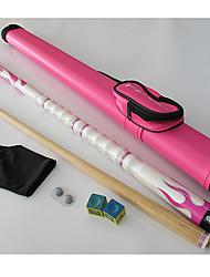 Uma peça Cue Cue Sticks & Acessórios Sinuca Piscina Capa Inclusa multi-ferramenta Bordo