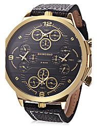 Мужской Спортивные часы Армейские часы Нарядные часы Модные часы Наручные часы Часы-браслет Уникальный творческий часы Повседневные часы