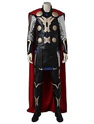 Costumes de Cosplay Costume de Soirée Superhéros Cosplay Cosplay de Film MosaïqueHaut Pantalon Armes et Armures Manteau Bottes Plus