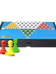 Jogo de Tabuleiro Jogos & Quebra-Cabeças Quadrangular Plástico