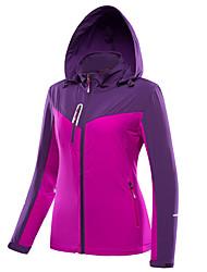 LEIBINDI® Outdoor Women's Jackets Fall Spring Climbing Hiking Camping Waterproof Breathable Light Jacket coat