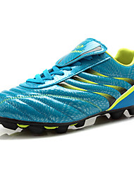 Tiebao Football Boots Kid's Anti-Slip Ultra Light (UL) Wearable PVC Leather Soccer/Football