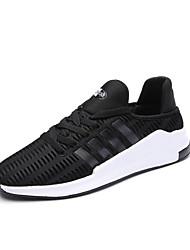 Men's Sneakers Spring Summer Comfort Light Soles Fabric Outdoor Casual Flat Heel Gore Walking Shoes