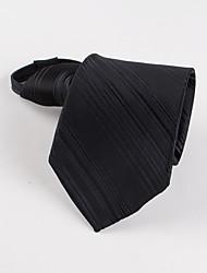 Корейская полоса деловой человек молния галстук
