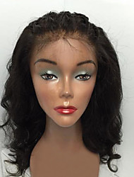 180% Density Lace Front Human Hair Wigs Loose Wave New Fashion Human Virgin Hair Glueless Lace Wigs with Baby Hair