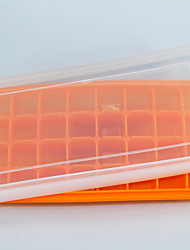 Creative Ice Lattice Mold Tea Special Ice Box Food Grade Silicone Box