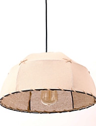 Pendant Light ,  Artistic Nature Inspired Country Other Feature for Mini Style Designers Fabric Study Room/Office Indoor Shops/Cafes1