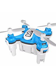 Drone JJRC HY371 Blue 4 Canali 6 Asse - Illuminazione LED Giravolta In Volo A 360 Gradi LibrarsiQuadricottero Rc Telecomando A Distanza
