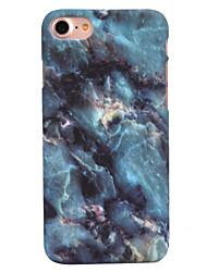 Назначение iPhone 8 iPhone 8 Plus Чехлы панели С узором Задняя крышка Кейс для Мрамор Твердый PC для Apple iPhone 8 Plus iPhone 8 iPhone