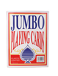 Category Features Fishing Method Big  A4 four times poker demo cards