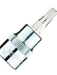 Es 1/2 Reihe von Quincunx Schraubenzieher Kappen Zylinder tt60 (Mitte Loch) / 1