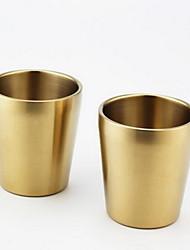 Mascarade Soirée / Cocktail Soirée Bar Articles pour boire, 150 Acier Inoxydable jus ChampagneVerres & Tasses : Nouveautés Bouteilles