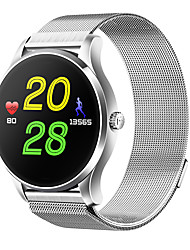 Reloj SmartResistente al Agua Long Standby Calorías Quemadas Podómetros Itinerario de Ejercicios Deportes Cámara Monitor de Pulso