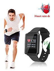 Women's Men's  Smart Bracelet Super waterproof IP67 Bluetooth 4.0 Health Wristband Call SMS Reminder Smart Wristband for Androd