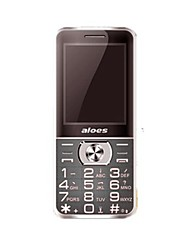 Aloes telefone celular x5 dual sim card bluetooth gsm phone