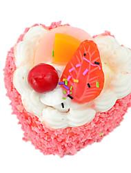 Toy Foods Forme de Coeur PU (Polyuréthane) Unisexe
