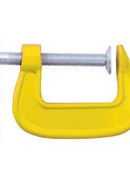 Hongyuan HOLD 5 G Type Clamp G Type Clamp Screw Rod Multi High Carbon Steel Heat Treatment Chrome Plated Surface