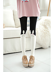 Thin Pantyhose,Cotton Polyester