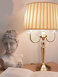 40 Antique Lampe de Table , Fonctionnalité pouravec Plaqué Utilisation Interrupteur ON/OFF Interrupteur