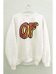 Women's Petite Daily Sweatshirt Solid Fur Trim Round Neck Micro-elastic Cotton Long Sleeve Spring
