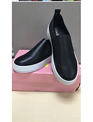 Damen-Sneaker-Lässig-GummiLight Up Schuhe-Schwarz