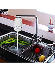 По центру Фильтрация воды with  Керамический клапан Одной ручкой одно отверстиекухонный смеситель