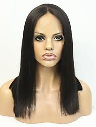 Cabelo virgem brasileiro longo peruca bob perdeu a parte do cabelo definida perfeitamente laço peruca dianteira