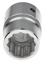 Escudo de acero 19 mm serie métrica 12 ángulo de manga estándar 22 mm / 1 de apoyo