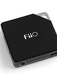 FiiO E6 Fujiyama Built-in EQ Mini Portable Headphone Amplifier Headphone Amp Preamps Upgraded Version of E5