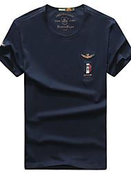 Homme Tee-shirt Camping / Randonnée Respirable Eté