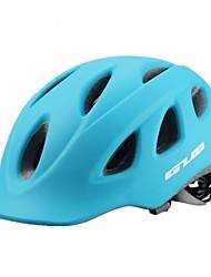 Универсальные Велоспорт шлем 18 Вентиляционные клапаны Велоспорт Горные велосипеды Шоссейные велосипеды Велосипедный спортСтандартный