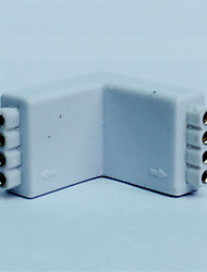 RGB Light Band Connector Connector L Model White