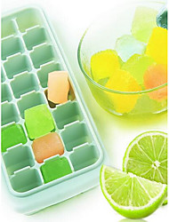 1 Piece Mold For Ice Silicone DIY(24 Boxes)