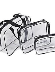 Totes & sacos cosméticos Prova-de-Água Á Prova-de-Chuva Á Prova-de-Pó Macio Retangular paraProva-de-Água Á Prova-de-Chuva Á Prova-de-Pó
