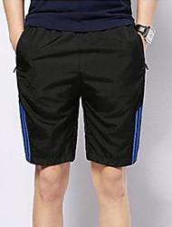 Муж. Бег Спортивный костюм Водонепроницаемый Лето Спортивная одежда Бег Полиэстер