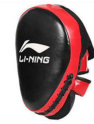Punch Mitts Taekwondo Boxing Form Fit Durable PU Leather-